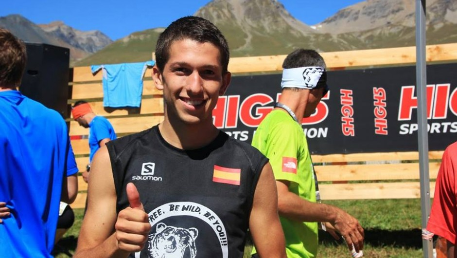 Manuel Merillas segundo clasificado en KIMA
