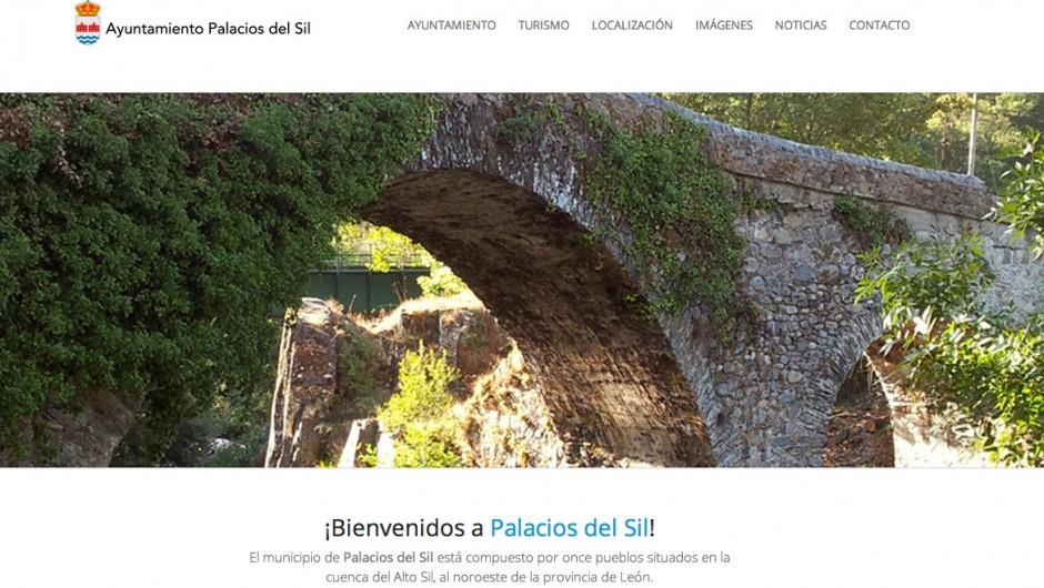 El Ayuntamiento de Palacios del Sil presenta su nueva página web